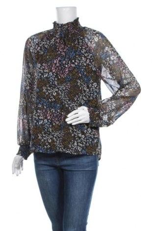 Дамска блуза Ichi, Размер M, Цвят Многоцветен, Полиестер, Цена 13,72лв.