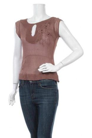 Γυναικεία μπλούζα In Wear, Μέγεθος L, Χρώμα Καφέ, Τιμή 9,38€