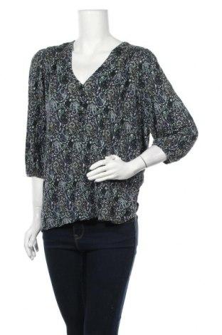 Γυναικεία μπλούζα Indiska, Μέγεθος XL, Χρώμα Πολύχρωμο, Βισκόζη, Τιμή 9,87€