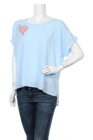 Γυναικεία μπλούζα Infinity Woman, Μέγεθος XXL, Χρώμα Μπλέ, Πολυεστέρας, Τιμή 11,11€