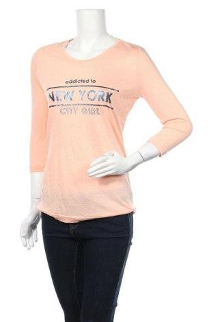Γυναικεία μπλούζα Infinity Woman, Μέγεθος S, Χρώμα Ρόζ , 90% βισκόζη, 10% πολυεστέρας, Τιμή 3,86€