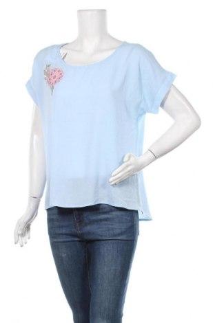 Γυναικεία μπλούζα Infinity Woman, Μέγεθος L, Χρώμα Μπλέ, Πολυεστέρας, Τιμή 10,52€