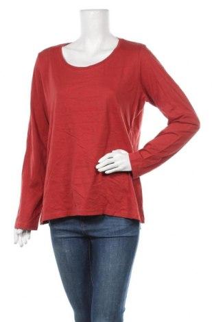 Γυναικεία μπλούζα Infinity Woman, Μέγεθος XL, Χρώμα Κόκκινο, Βαμβάκι, Τιμή 8,44€