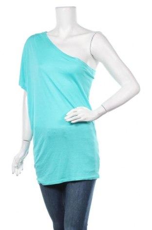 Γυναικεία μπλούζα Inside, Μέγεθος M, Χρώμα Μπλέ, Βισκόζη, Τιμή 6,62€