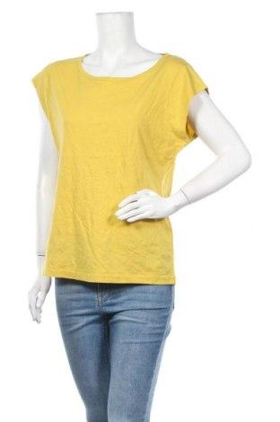 Γυναικεία μπλούζα J.Crew, Μέγεθος XL, Χρώμα Κίτρινο, 80% βαμβάκι, 20% λινό, Τιμή 26,50€