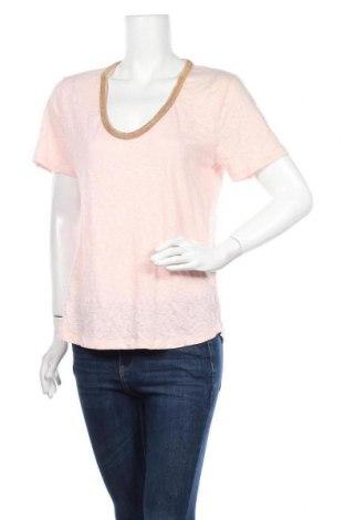 Γυναικεία μπλούζα J.Crew, Μέγεθος L, Χρώμα Ρόζ , 60% βαμβάκι, 40% πολυεστέρας, Τιμή 23,09€