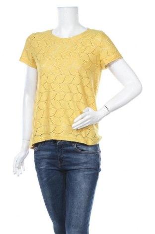 Γυναικεία μπλούζα Jacqueline De Yong, Μέγεθος M, Χρώμα Κίτρινο, Πολυεστέρας, Τιμή 10,39€