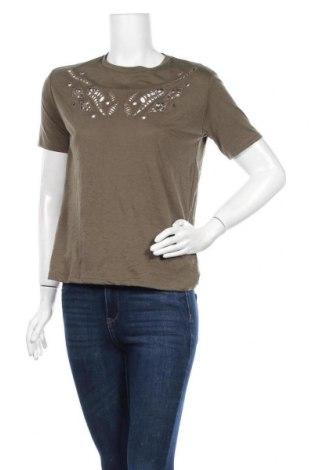 Γυναικεία μπλούζα Jacqueline De Yong, Μέγεθος XS, Χρώμα Πράσινο, 65% πολυεστέρας, 35% βισκόζη, Τιμή 15,08€