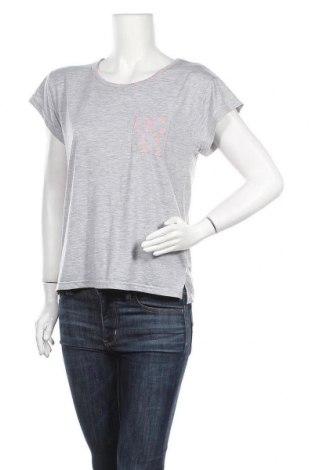 Γυναικεία μπλούζα Janina, Μέγεθος L, Χρώμα Γκρί, 60% βισκόζη, 40% πολυεστέρας, Τιμή 10,49€