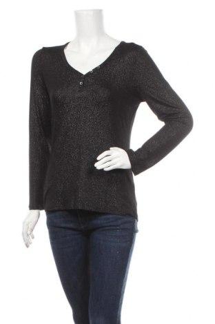 Γυναικεία μπλούζα Janina, Μέγεθος M, Χρώμα Μαύρο, Τιμή 10,39€