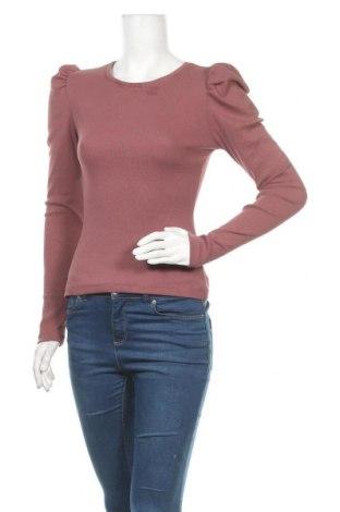 Γυναικεία μπλούζα Jdy, Μέγεθος S, Χρώμα Σάπιο μήλο, 95% βαμβάκι, 5% ελαστάνη, Τιμή 11,91€