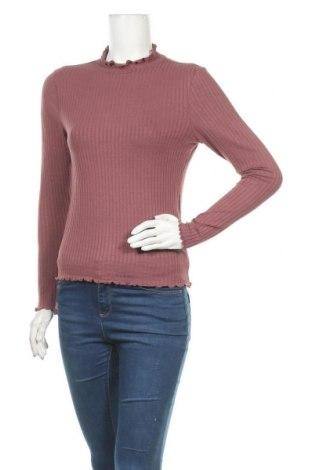 Γυναικεία μπλούζα Jdy, Μέγεθος M, Χρώμα Βιολετί, 75% βισκόζη, 20% βαμβάκι, 5% ελαστάνη, Τιμή 9,64€