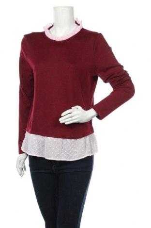 Γυναικεία μπλούζα Jdy, Μέγεθος M, Χρώμα Κόκκινο, 95% πολυεστέρας, 5% ελαστάνη, Τιμή 9,64€