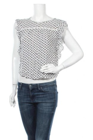 Γυναικεία μπλούζα Jennyfer, Μέγεθος S, Χρώμα Λευκό, Τιμή 8,28€