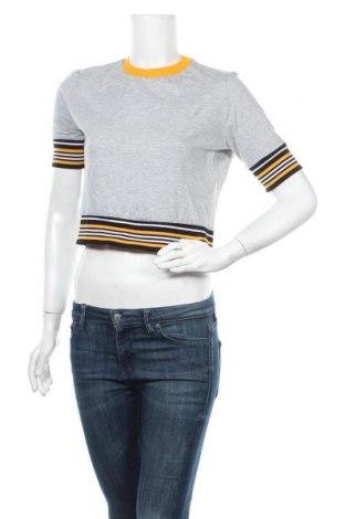 Γυναικεία μπλούζα Jennyfer, Μέγεθος M, Χρώμα Γκρί, 93% βαμβάκι, 7% πολυεστέρας, Τιμή 9,87€
