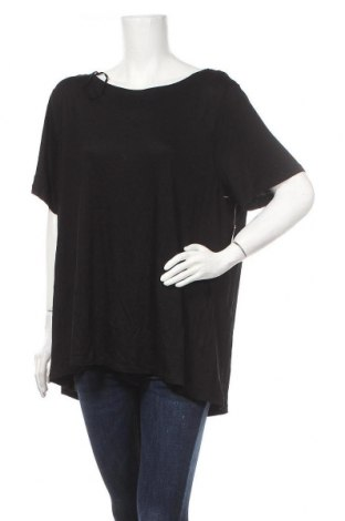 Γυναικεία μπλούζα Joe Fresh, Μέγεθος XXL, Χρώμα Μαύρο, Βισκόζη, Τιμή 15,79€