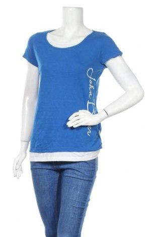 Γυναικεία μπλούζα John Baner, Μέγεθος S, Χρώμα Μπλέ, Τιμή 8,18€
