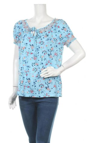Γυναικεία μπλούζα John Baner, Μέγεθος XL, Χρώμα Μπλέ, Βαμβάκι, Τιμή 9,94€