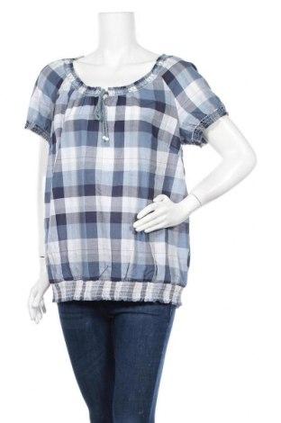 Γυναικεία μπλούζα John Baner, Μέγεθος XL, Χρώμα Πολύχρωμο, Τιμή 8,28€