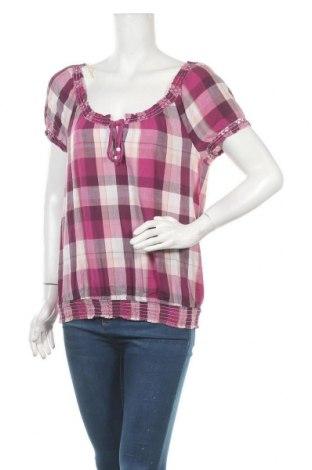 Γυναικεία μπλούζα John Baner, Μέγεθος M, Χρώμα Πολύχρωμο, Βαμβάκι, Τιμή 7,73€