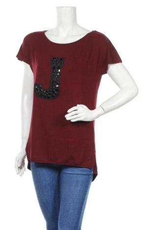 Γυναικεία μπλούζα Jones, Μέγεθος M, Χρώμα Κόκκινο, 97% βισκόζη, 3% ελαστάνη, Τιμή 15,14€