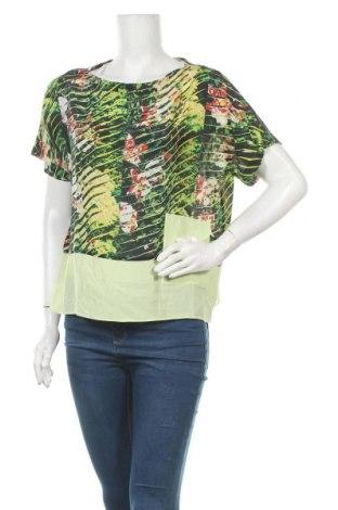 Γυναικεία μπλούζα Kenzo, Μέγεθος M, Χρώμα Πράσινο, Μετάξι, Τιμή 66,25€