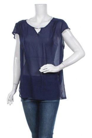 Γυναικεία μπλούζα Khoko, Μέγεθος XXL, Χρώμα Μπλέ, Πολυεστέρας, Τιμή 9,35€