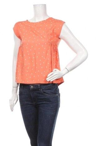 Γυναικεία μπλούζα Kiabi, Μέγεθος M, Χρώμα Πορτοκαλί, 100% βισκόζη, Τιμή 4,87€