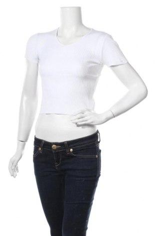 Γυναικεία μπλούζα Kookai, Μέγεθος S, Χρώμα Λευκό, Τιμή 8,31€