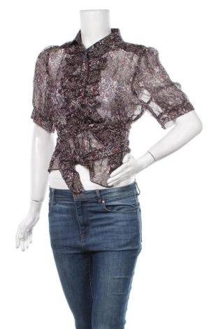 Γυναικεία μπλούζα Kookai, Μέγεθος XL, Χρώμα Πολύχρωμο, Τιμή 8,83€