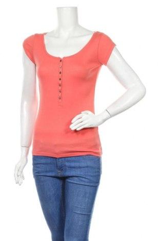 Γυναικεία μπλούζα La Redoute, Μέγεθος XS, Χρώμα Ρόζ , Βαμβάκι, Τιμή 8,83€