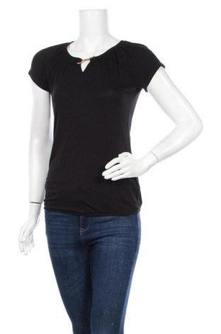 Γυναικεία μπλούζα Lascana, Μέγεθος XXS, Χρώμα Μαύρο, 95% βισκόζη, 5% ελαστάνη, Τιμή 11,04€