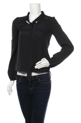 Γυναικεία μπλούζα Laura Clement, Μέγεθος XXS, Χρώμα Μαύρο, Πολυεστέρας, Τιμή 9,38€
