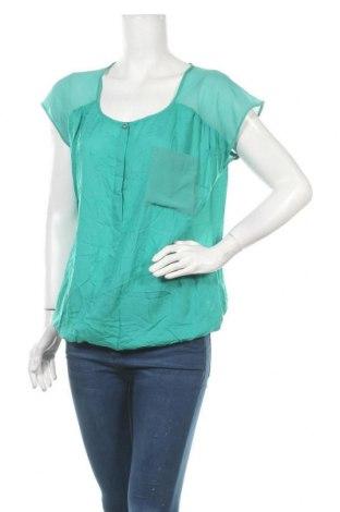 Γυναικεία μπλούζα Laura Scott, Μέγεθος L, Χρώμα Πράσινο, Βισκόζη, πολυεστέρας, Τιμή 11,69€