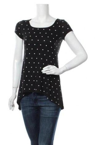 Γυναικεία μπλούζα Laura Scott, Μέγεθος XS, Χρώμα Μαύρο, 95% βισκόζη, 5% ελαστάνη, Τιμή 9,74€