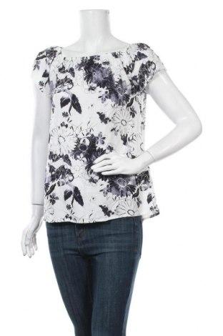 Γυναικεία μπλούζα Laura Torelli, Μέγεθος XS, Χρώμα Λευκό, Βισκόζη, Τιμή 10,39€