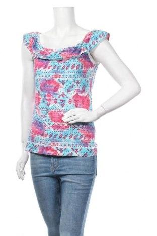 Γυναικεία μπλούζα Laura Torelli, Μέγεθος S, Χρώμα Πολύχρωμο, 95% βαμβάκι, 5% ελαστάνη, Τιμή 9,09€