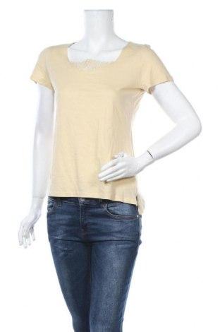 Дамска блуза Ralph Lauren, Размер M, Цвят Бежов, Памук, Цена 28,93лв.