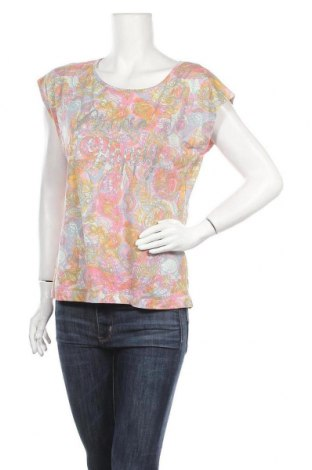 Γυναικεία μπλούζα Laura Torelli, Μέγεθος M, Χρώμα Πολύχρωμο, 100% βαμβάκι, Τιμή 8,77€