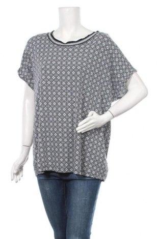 Γυναικεία μπλούζα Laura Torelli, Μέγεθος XL, Χρώμα Μπλέ, 96% βισκόζη, 4% ελαστάνη, Τιμή 11,72€