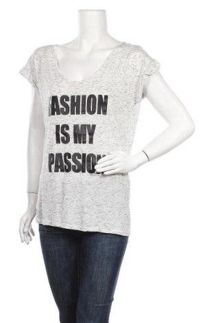 Γυναικεία μπλούζα Liberto, Μέγεθος L, Χρώμα Γκρί, Τιμή 3,86€