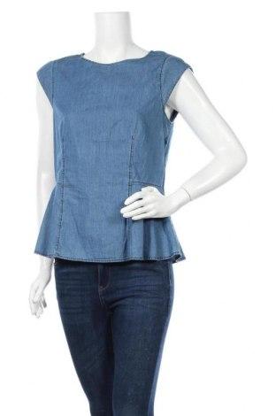 Γυναικεία μπλούζα Lindex, Μέγεθος L, Χρώμα Μπλέ, Βαμβάκι, Τιμή 9,35€