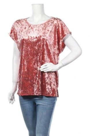 Γυναικεία μπλούζα Lindex, Μέγεθος L, Χρώμα Ρόζ , 90% πολυεστέρας, 10% ελαστάνη, Τιμή 11,69€