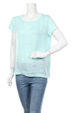 Γυναικεία μπλούζα Lindex, Μέγεθος L, Χρώμα Μπλέ, Βισκόζη, Τιμή 9,74€