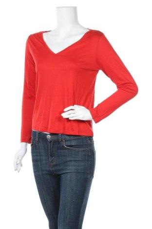 Γυναικεία μπλούζα Lindex, Μέγεθος S, Χρώμα Κόκκινο, Lyocell, Τιμή 10,49€