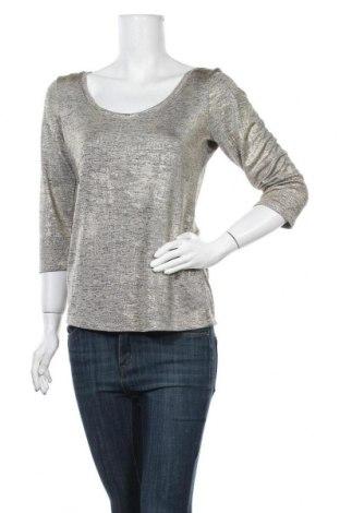Γυναικεία μπλούζα Lindex, Μέγεθος M, Χρώμα Χρυσαφί, 95% πολυεστέρας, 5% ελαστάνη, Τιμή 12,34€