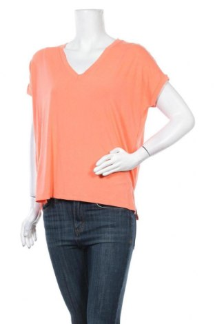 Γυναικεία μπλούζα Lindex, Μέγεθος XL, Χρώμα Πορτοκαλί, Τιμή 10,39€