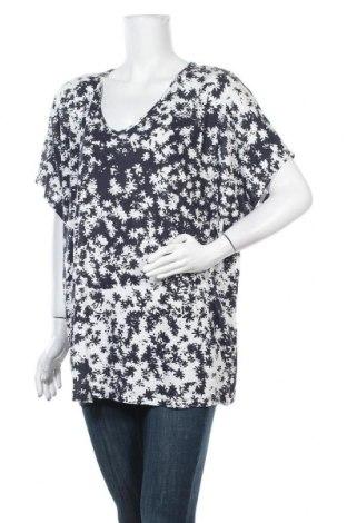 Γυναικεία μπλούζα Lindex, Μέγεθος XXL, Χρώμα Μπλέ, 55% lyocell, 45% βισκόζη, Τιμή 11,04€