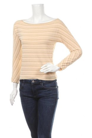 Γυναικεία μπλούζα Liu Jo, Μέγεθος S, Χρώμα  Μπέζ, Τιμή 23,97€