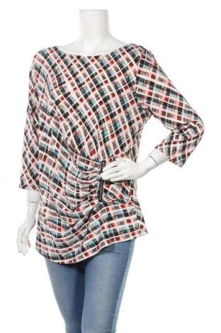 Γυναικεία μπλούζα Liz Jordan, Μέγεθος XL, Χρώμα Πολύχρωμο, Τιμή 11,11€